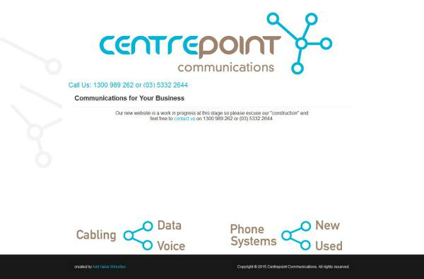 Centrepoint Communications