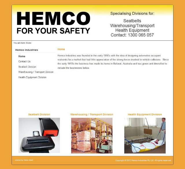 Hemco Industries Pty Ltd